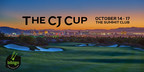 CJCJ Food, Americas Welcomes THE CJ CUP PGA TOUR Event Back to the U.S. this October 14-17 at The Summit Club in Summerlin, Nevada