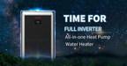 Универсальный инверторный водонагреватель airExpert-Inverter представлен на мировом рынке