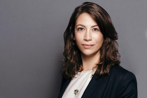 Caroline Page-Katz, President & COO.