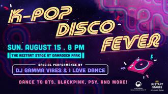 Korean Cultural Center New York announces K-POP DISCO FEVER