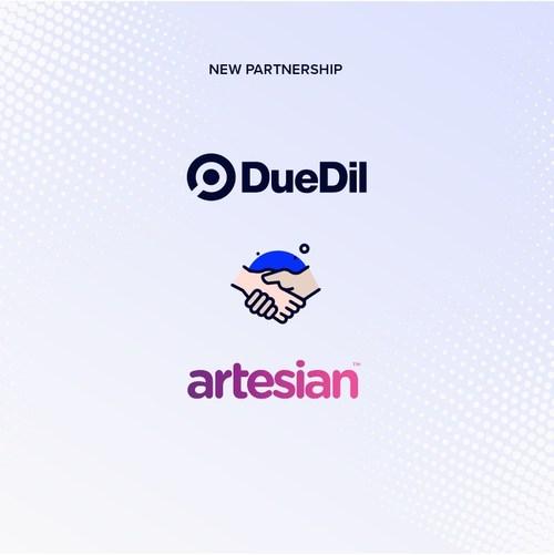 Strategic Partnership Announcement: DueDil & Artesian