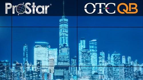ProStar Announces U.S. Listing on OTCQB Marketplace