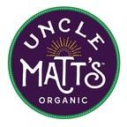 Uncle Matt's Organic® Unveils Brand Refresh