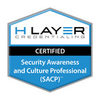 H Layer Issues First SACP™ Credentials