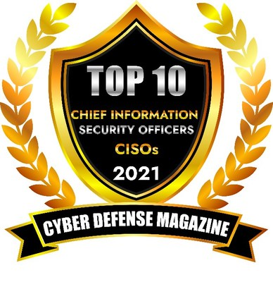 Sounil Yu of JupiterOne Named Winner of the Top 10 CISOs of 2021 by Cyber Defense Magazine