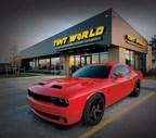 Tint World® named a top global franchise by Entrepreneur Magazine...