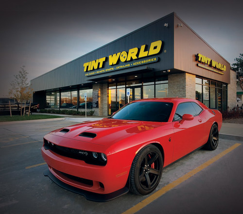 Tint World® Automotive Styling Centers™, a leading window tinting and automotive accessory franchise, has been ranked at No. 182 on Entrepreneur Magazine's Top Global