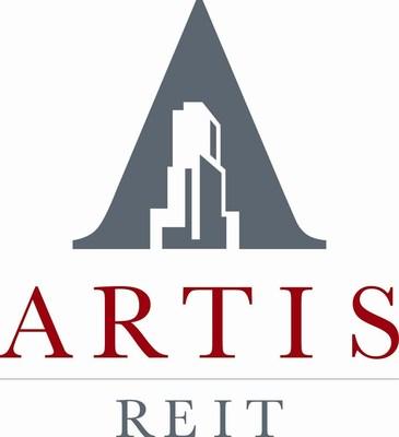 Artis Real Estate Investment Trust logo (CNW Group/Artis Real Estate Investment Trust)