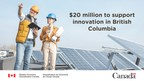 Government of Canada announces over $20 million investment in clean tech, digital economy, health sciences, and value-added agriculture