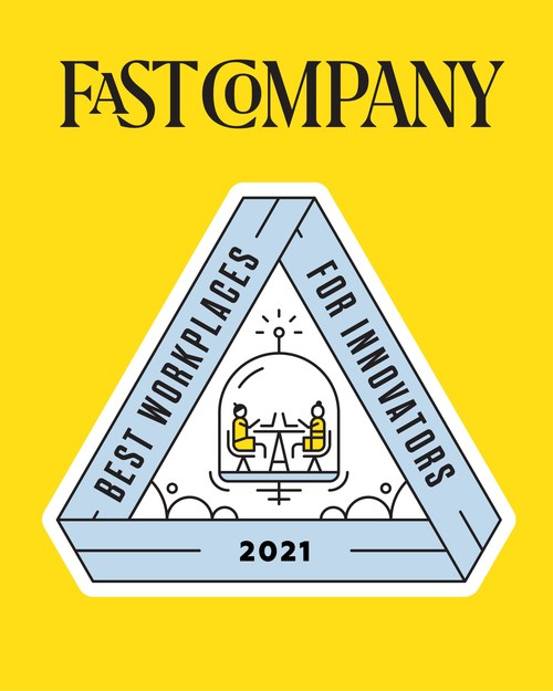 The Fast Company list celebrates companies that empower employees at all levels to improve processes, create new products, or invent new ways of doing business. From custom software development, design-led engineering, and intuitive interfaces, to sourcing top talent, Ascendum's creative global team of tech strategists, designers, developers, and data engineers act as a collaborative catalyst to drive positive change, continually improving and evolving our clients' digital transformation efforts