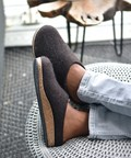 Stegmann's Sustainable Men's House Shoes Are Now Carried by J.Crew