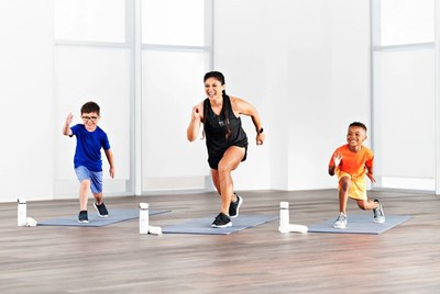 Kids aged 5 to 13 can now experience some of Life Time's most popular group exercise classes with the launch of its all-new Kids Studio programming.