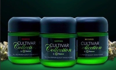 Cultivar Collection: Crafted for an elevated experience (CNW Group/Trulieve Cannabis Corp.)