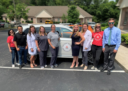 Charis Health Center will be utilizing a Mitsubishi Outlander Plug-in Hybrid Vehicle (PHEV) to expand COVID-19 vaccination and rural healthcare programs throughout Middle Tennessee.