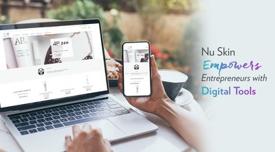 Nu Skin Empowers Entrepreneurs with Digital Tools