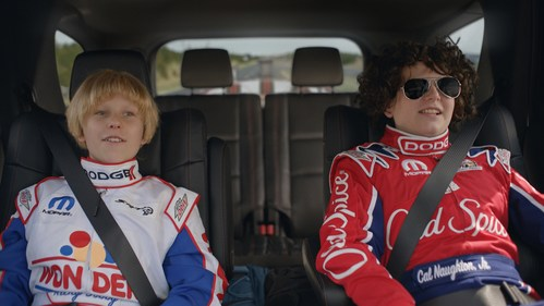 """The Dodge brand launches """"Life Lessons"""" marketing campaign in follow-up to its successful 2020 """"Family Motto"""" campaign."""