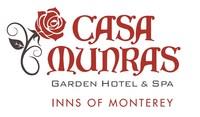 Logo (PRNewsfoto/Casa Munras Garden Hotel & Spa)