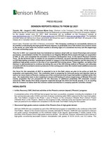Denison Mines Corp PDF (CNW Group/Denison Mines Corp.)