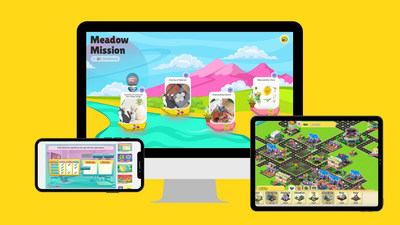 STEMWerkz can be played on any device, anywhere.  Both iOS and Android apps are available for phones and tablets to enhance the learning experience on hand-held devices.