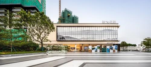 The Sales Center of Nam Tai • Longxi