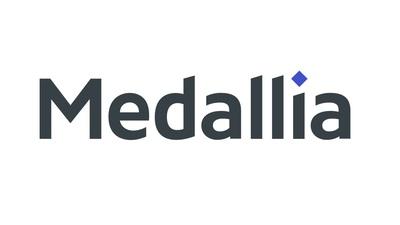 Medallia company logo. (PRNewsFoto/Medallia)