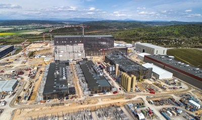 Credit: ITER Organization/EJF Riche; Jacobs to Design Key Safety Feature for ITER Fusion Project