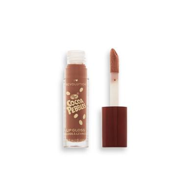 I Heart Revolution x Cocoa PEBBLES Lip Gloss