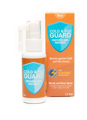 Flavobac™ Cold & Flu Guard™ (CNW Group/Oral Science International)