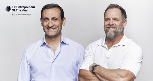 EY Announces Benjamin Nazarian and Dr. Jason Wersland of Therabody as Entrepreneur Of The Year® 2021 Greater Los Angeles Award Winners