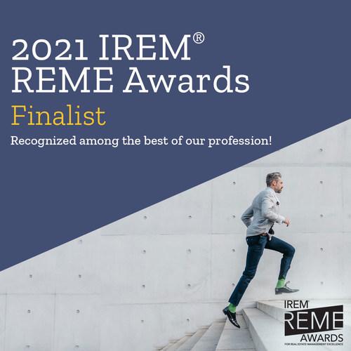 2021 IREM REME Award