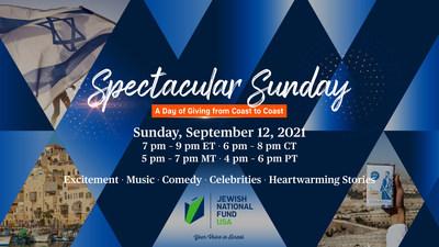 JNF-USA's Spectacular Sunday
