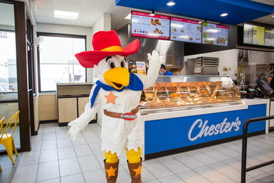 Cult-favorite fresh fried chicken quick-service restaurant concept, Chester's Chicken, is introducing its first store redesign in nearly 20 years. The first new store featuring the new design opened in Durant, OK, on Aug. 2.