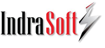 IndraSoft, Inc. Logo (PRNewsFoto/IndraSoft, Inc.)