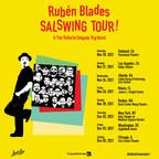 El icono de la musica latina, Rubén Blades regresa a los...