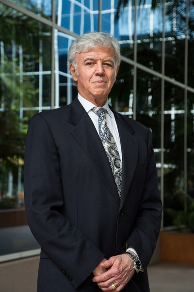 Serial entrepreneur Dr. Jack Kavanaugh, Chairman, CEO and co-founder of Nanotech Energy