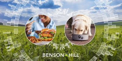 """""""There's a misalignment between what consumers want from plant-based food products and what commodity ingredients can deliver today. At Benson Hill, we are using cutting-edge technology and a unique go-to-market business model to address this growing disparity,"""" said Matt Crisp, Chief Executive Officer of Benson Hill."""