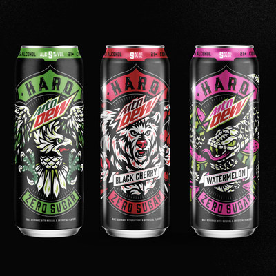 The Boston Beer Company and PepsiCo today announced plans to enter a business collaboration to produce HARD MTN DEW alcoholic beverage.  The partnership unites Boston Beer's world-class innovation and expertise in alcoholic beverages with one of PepsiCo's most iconic and beloved brands.