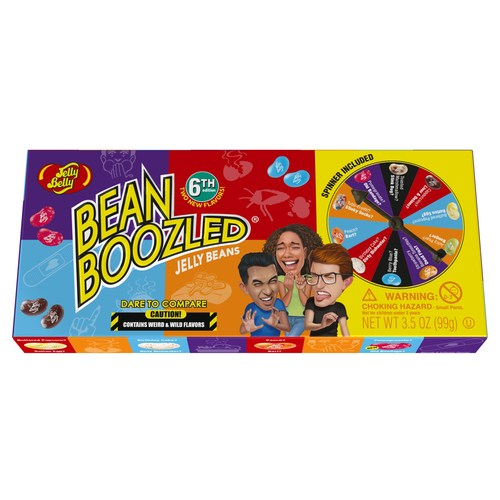 Jelly Belly to Fans: BeanBoozled 6th Edition is Here with its Two Weirdest and Wildest Flavors Yet; Dig in if you Dare!