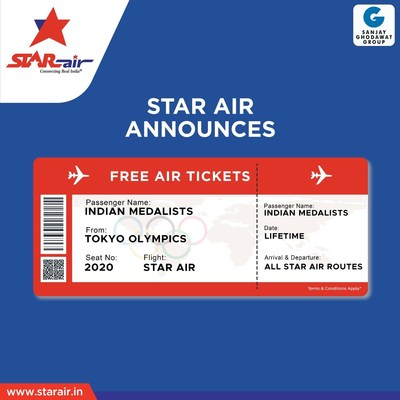 Star Air Special Announcement and Commitment Towards India