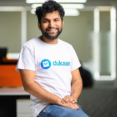 Subhash Choudhary, Co-founder and CTO, Dukaan
