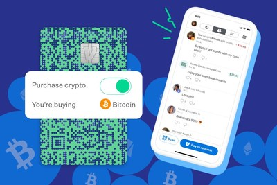 Cash Back to Crypto with the Venmo Credit Card