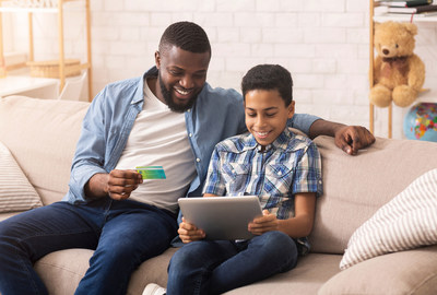 RBC Ventures introduces Mydoh, an innovative money management app and Smart Card to help parents raise money-smart kids (CNW Group/RBC Ventures)