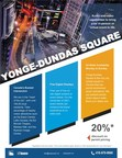 Yonge-Dundas Square is Offering Use of Five Advertorial Screens for Free