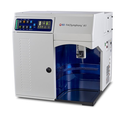 The new BD FACSymphony™ A1 Cell Analyzer brings sophisticated flow cytometry capabilities to laboratories of all sizes.