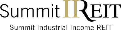 Summit Industrial Income REIT Reports Continued Strong Performance in Second Quarter 2021 (CNW Group/Summit Industrial Income REIT)