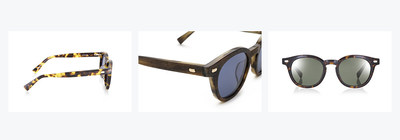 JINS&SUN Classic Collection – Frame Details