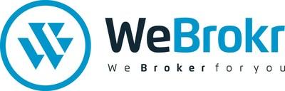 WeBrokr.com logo and tagline