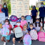 North Island Credit Union Provides 500 Back-to-School Backpacks...