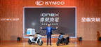 KYMCO Launches Ionex Recharge, the World's First On-Demand...