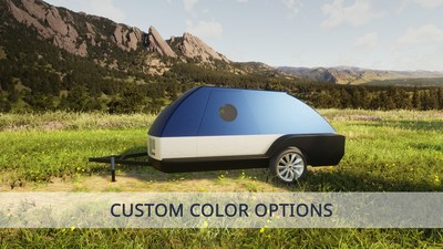 The Boulder (TM) comes in a variety of colors!